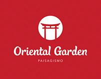 Oriental Garden - Criação de Identidade Visual