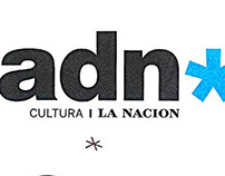 ADN suplement for La Nación newspaper