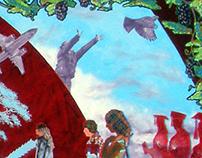 St. Croix mural