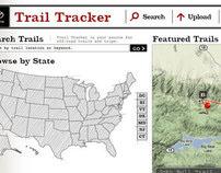 Digital trail guide/tool: Toyota Trail Tracker