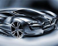 Bmw vehicle concept