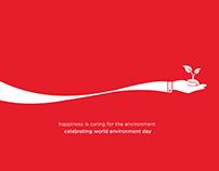 Coke Social - World Environment Day