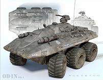 Future Tank Design