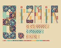 İzmir typography bienal