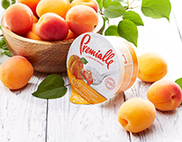 Premialle Cottage Cheese. Packaging Redesign
