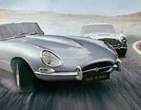 E-Type vs DB5