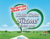 SÜTAŞ SÜZME RELANSMAN TVC