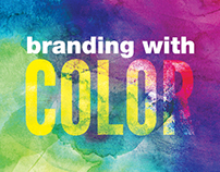 Branding with Color Infographic