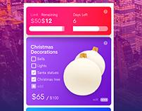 Personal Budget App Design
