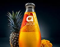 Avsar Fruity mineral water