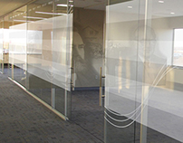 Oticon, Inc. Interior Graphics