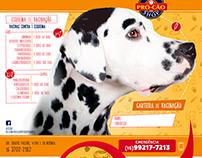 Carteira Vacinação Pet Shop