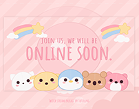Cute Twitch Designs Package