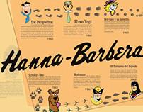 Hanna-Barbera timeline 1960-1969