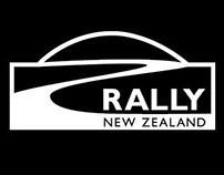 Brand Identity - Rally New Zealand