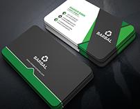 New Creative Business Card