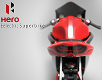 Hero Electric Superbike for 2020