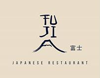 Fuji : Branding