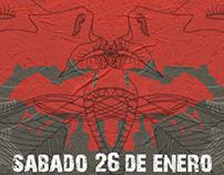 Afiche de Bandas Emergentes