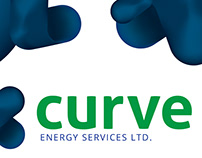 Curve Energy Services Ltd - Logo Design