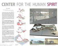 CENTER FOR THE HUMAN SPIRIT