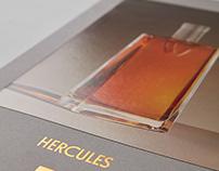 Saverglass - Hercule leaflet