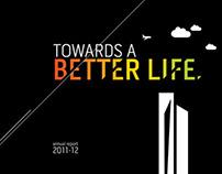 Annual Report (Cover Concept)