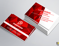 Personal Business Card - Posithividades