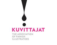 The Association of Finnish Illustrators logo