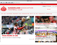 Sunderland AFC Website