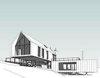Concept house_Revit-3dsMax-v-ray