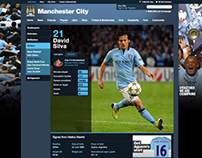 MCFC Player Profiles