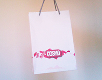Cosmo Bag - graphic design