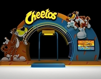 Cheetos activation