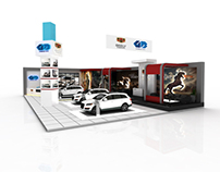 GEELY Booth