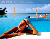 Los Cabos Luxury Villas | Flyer Design