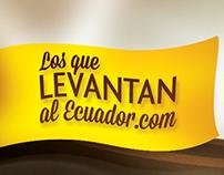 Don Café - Micrositio Los que levantan al Ecuador