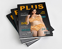 PLUS Magazine Cover