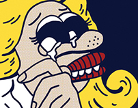parody series_Roy Lichtenstein