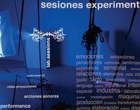 Lab.Sessions ///Audiovisual Experimental Performances