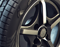 Concept Tyre Visual