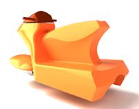 Fun-Jet Toy