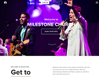 Content Strategy | Milestone Church, TX