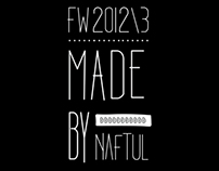 Catalog Design :: Fashion :: Naftul