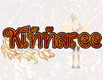 Kinnaree - Character Design Turnarounds