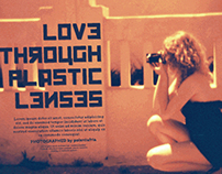Love Through Plastic Lenses