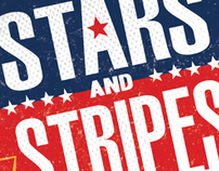 """Stars & Stripes in the Park"" Outdoor & Print"