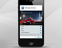 Volkswagen - Mobile Site