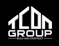TCON | A Construction Company Logo