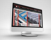 Multiacero S.A - Diseño y desarrollo web